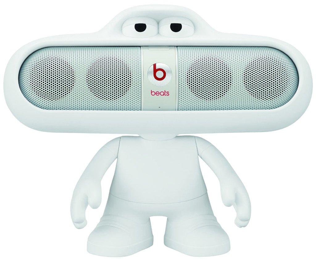 [reytid] Beats By Dr. Dre Pill Dude White Character Speaker Holder Stand Mount