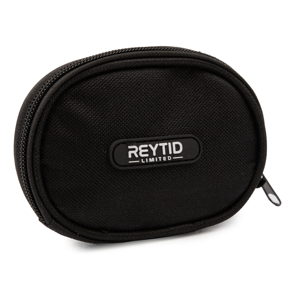 [reytid] Soft Small Carry Case Shure Se425 Se315 Se535 Se215 Se112 Se846 Se535ltd Earphones Mesh