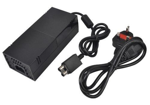 [reytid] Microsoft Xbox One Uk Power Supply Ce Certification Replacement Ac Adapter Brick Console