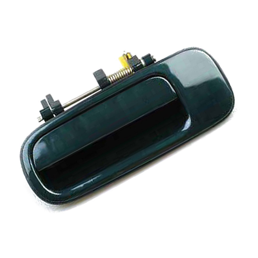 B381 For 1992-1996 Toyota Camry Front Right Outside Door Handle Green 6M1