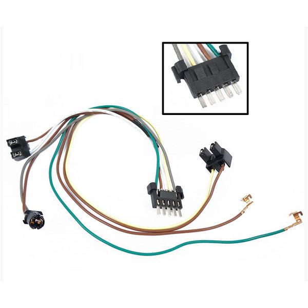 [SCHEMATICS_48ZD]  MotorKing Headlight Wire Harness DC109 For 02-07 Mercedes C320 C350 C280  C32AMG | eBay | Mercedes Benz C280 4matic 2007 Side Markers Repair Wire Harness |  | eBay