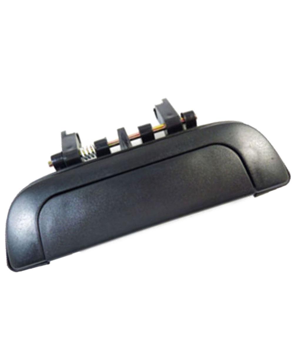 For 95-01 Suzuki Esteem Front Left Outer Door Handle Black Keyhole HO.SZ.001.FL
