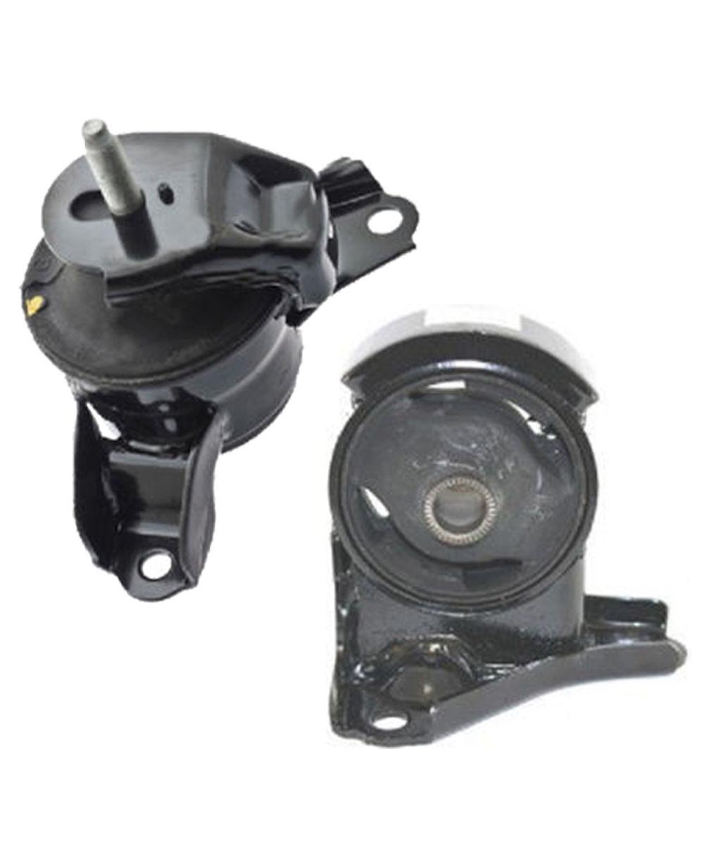 2PCS Engine Motor Mount For 2005-2010 Hyundai Tucson Kia Sportage 2.0L 7143 7141