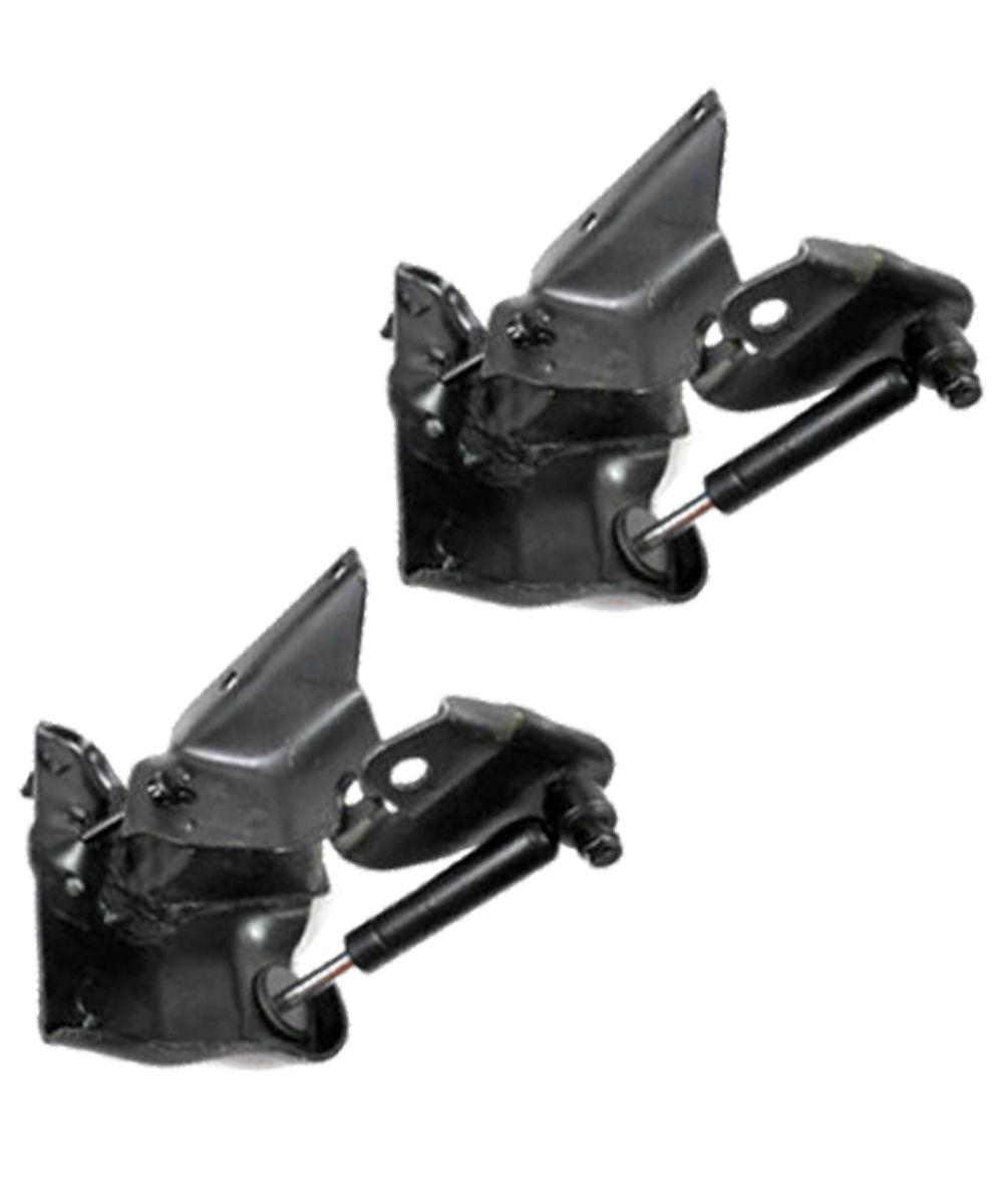 New Engine Motor Mount Front Set 2PCS For 94-99 Buick LeSabre 3.8L  M1100