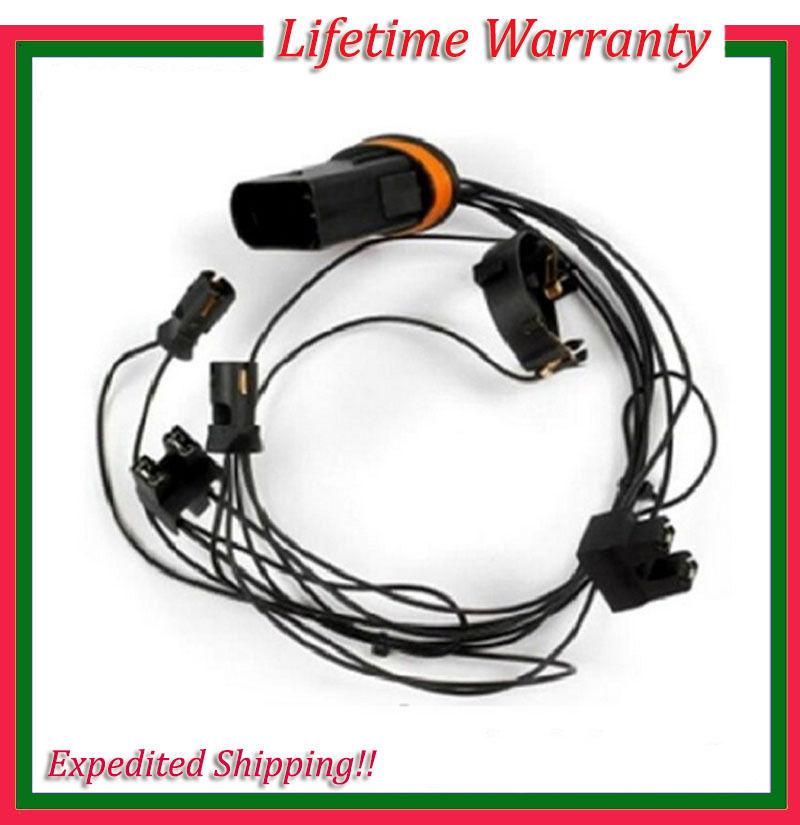 for 08 11 mercedes benz w204 c230 c250 headlight wiring harness lh rh ebay com 2005 Mercedes C230 2005 Mercedes C230