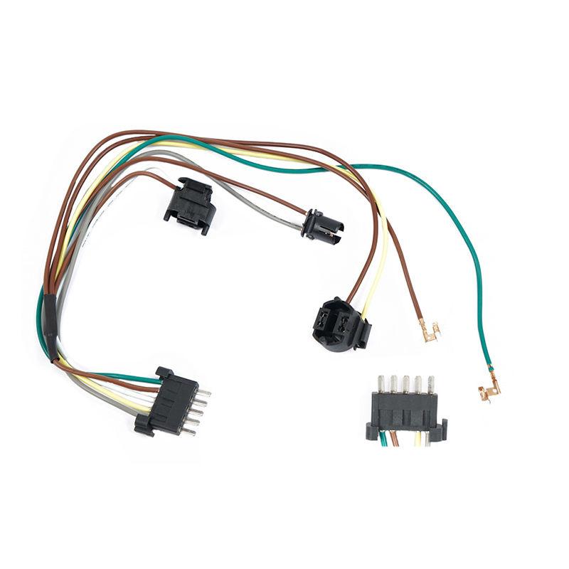 headlight halogen wiring harness dc108 for mercedes w209. Black Bedroom Furniture Sets. Home Design Ideas