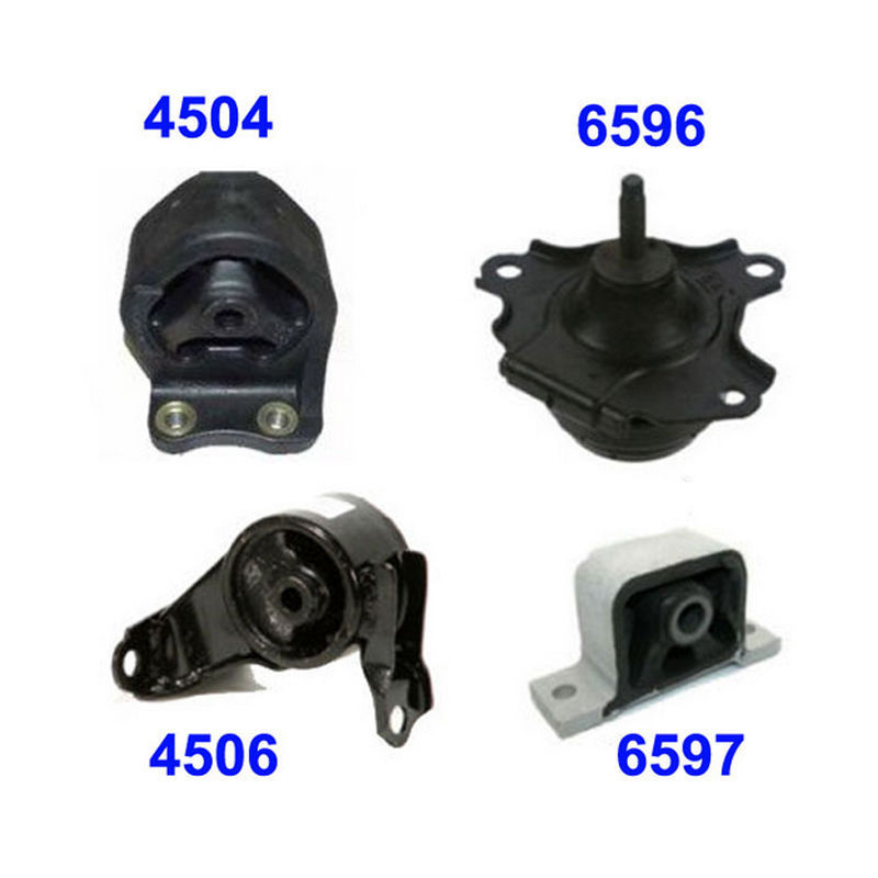 New Automatic Transmission Engine Motor Mount For 02-06 Honda CRV 2.4L 9205 4506