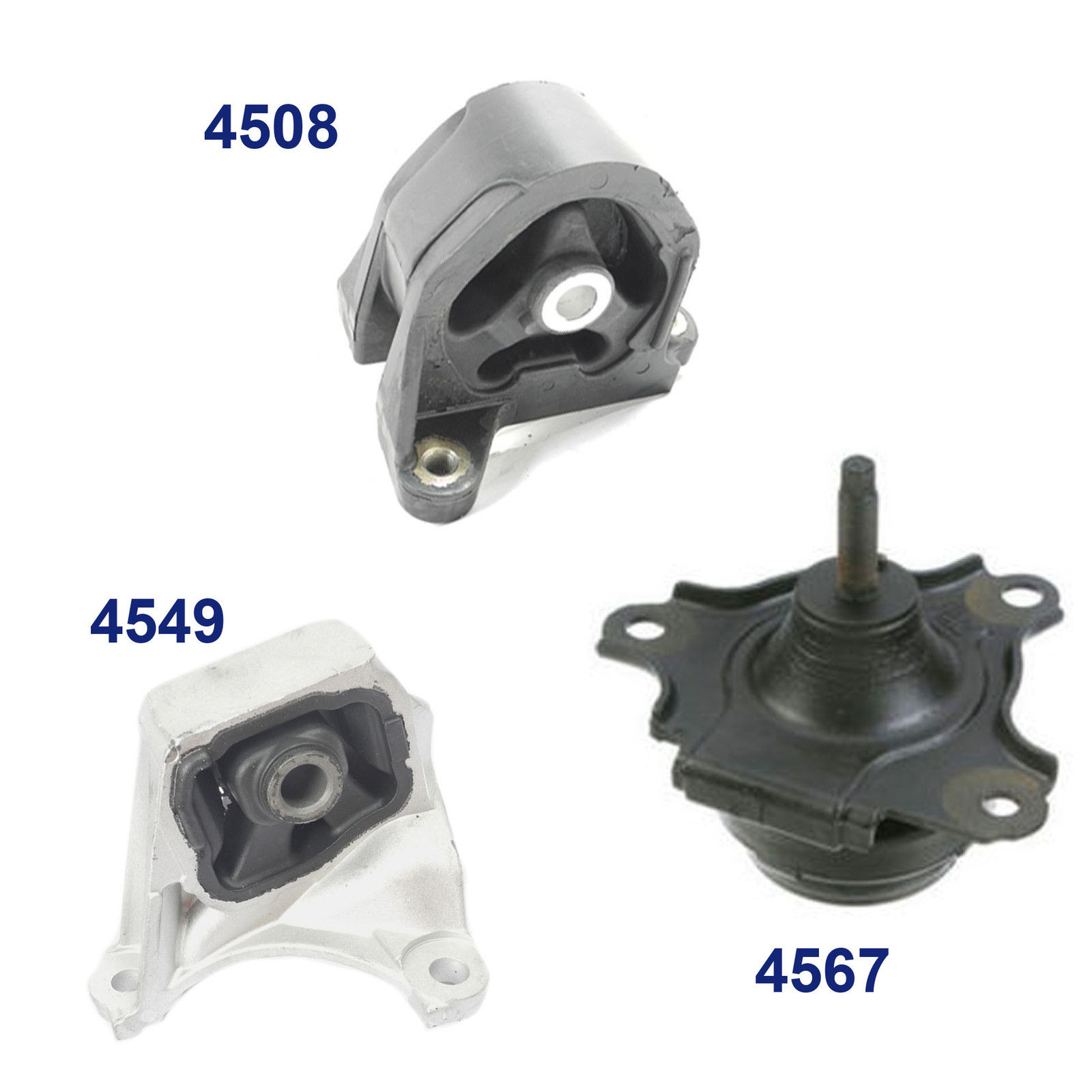 Rear Engine Motor Mount 4508 EM9175 For 2002-2006 Acura RSX 2.0L