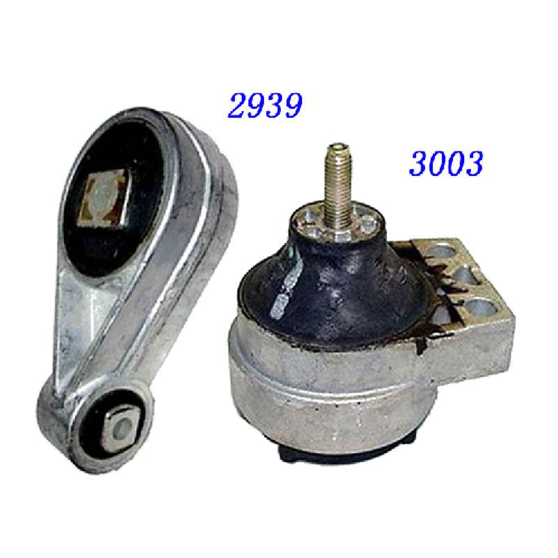 SET OF TRANSMISSION ENGINE MOUNT FOR 2000-2004 FORD FOCUS 2.0L DOHC