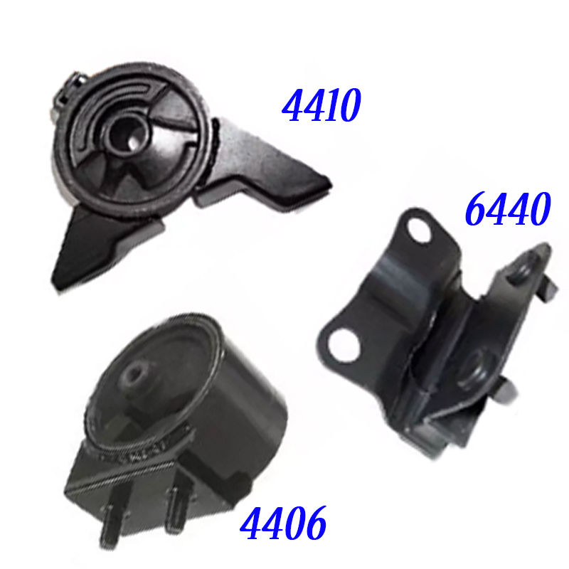 OEM Quality Front Right Motor Mount 2000-2002 for Mazda 626 2.0L A4401 9469