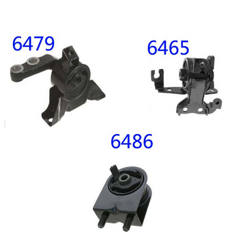 A6479 Front Right Engine Mount for 1999-2003 Mazda Protege 1.6L