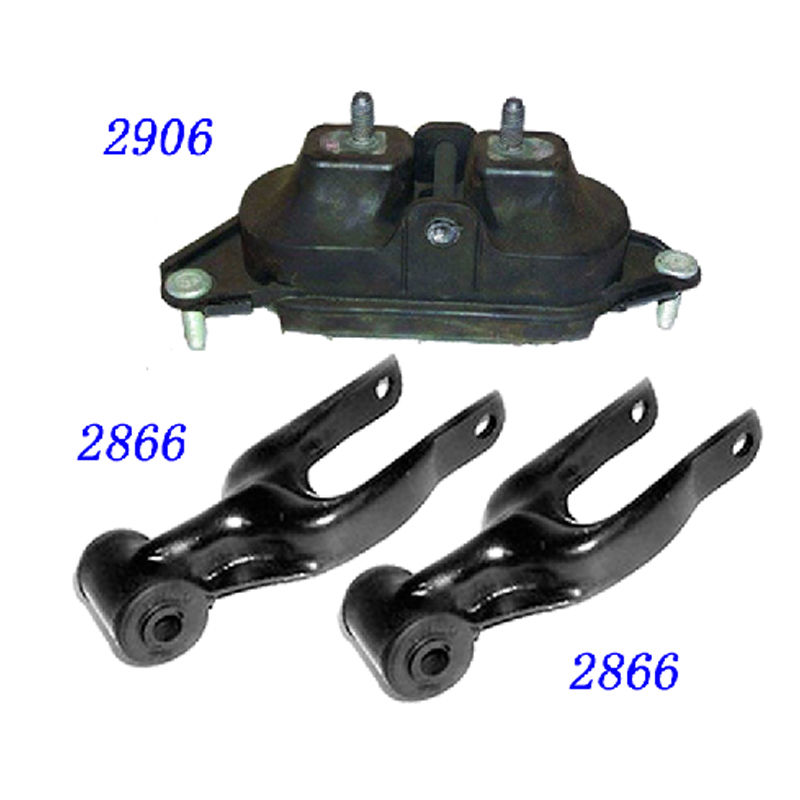 Motor Mount For Chevrolet Buick Front Torque Left or Right 3.6 3.9 5.3 L