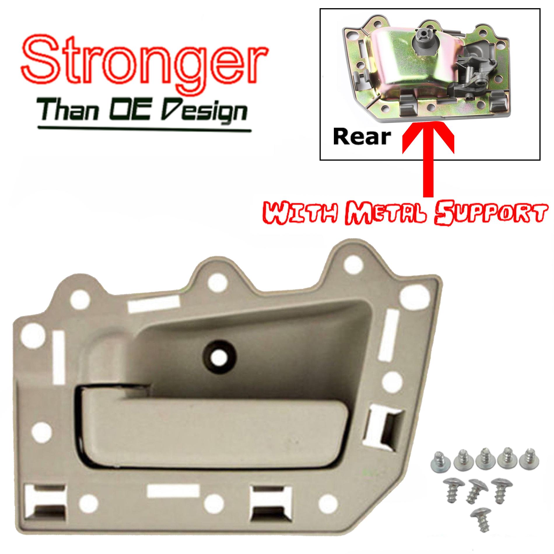 NoMoreBreaking For Jeep Grand Inside Door Handle BEIGE TAN Front Left BJ0009-N