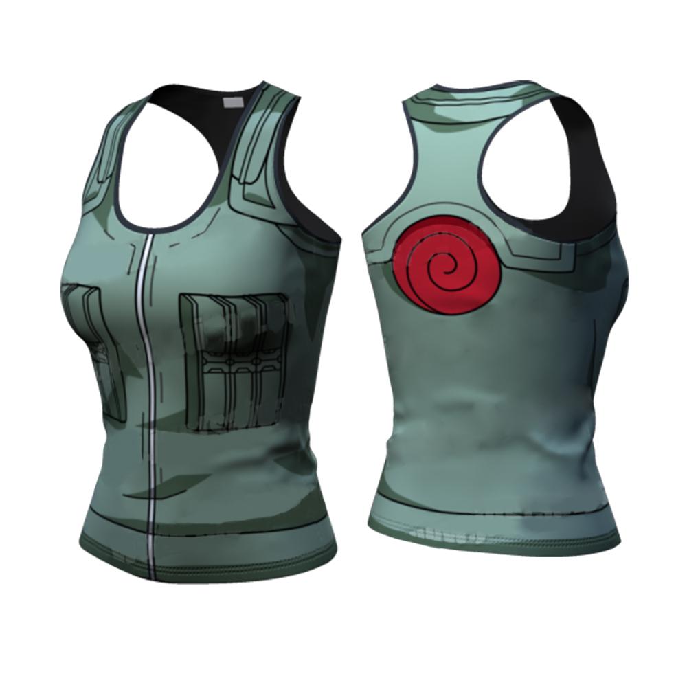 Damen Vegeta Tank Top Gym Yoga Goku Dragon Ball Z Vest