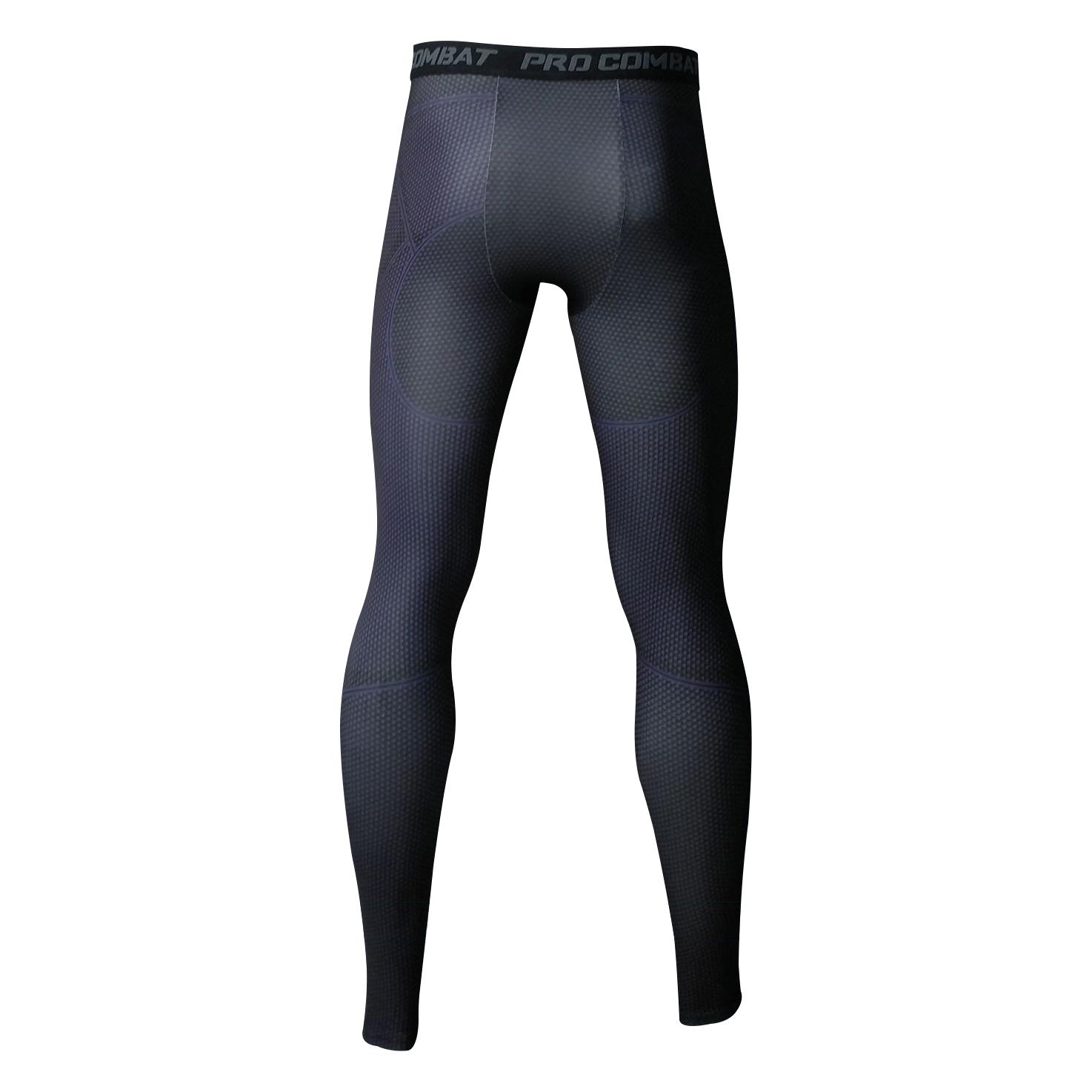 DC-Mens-Compression-Sport-Suit-Gym-Bodybuilding-Tops-Superhero-Athletic-T-shirt