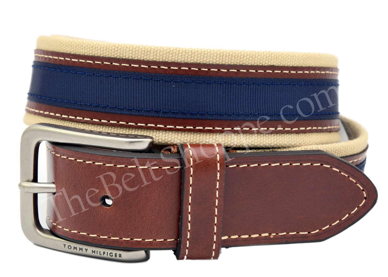 Canvas Tommy Jeans Logo Belt - Sales Up to -50% Tommy Hilfiger rwCIPtqknu