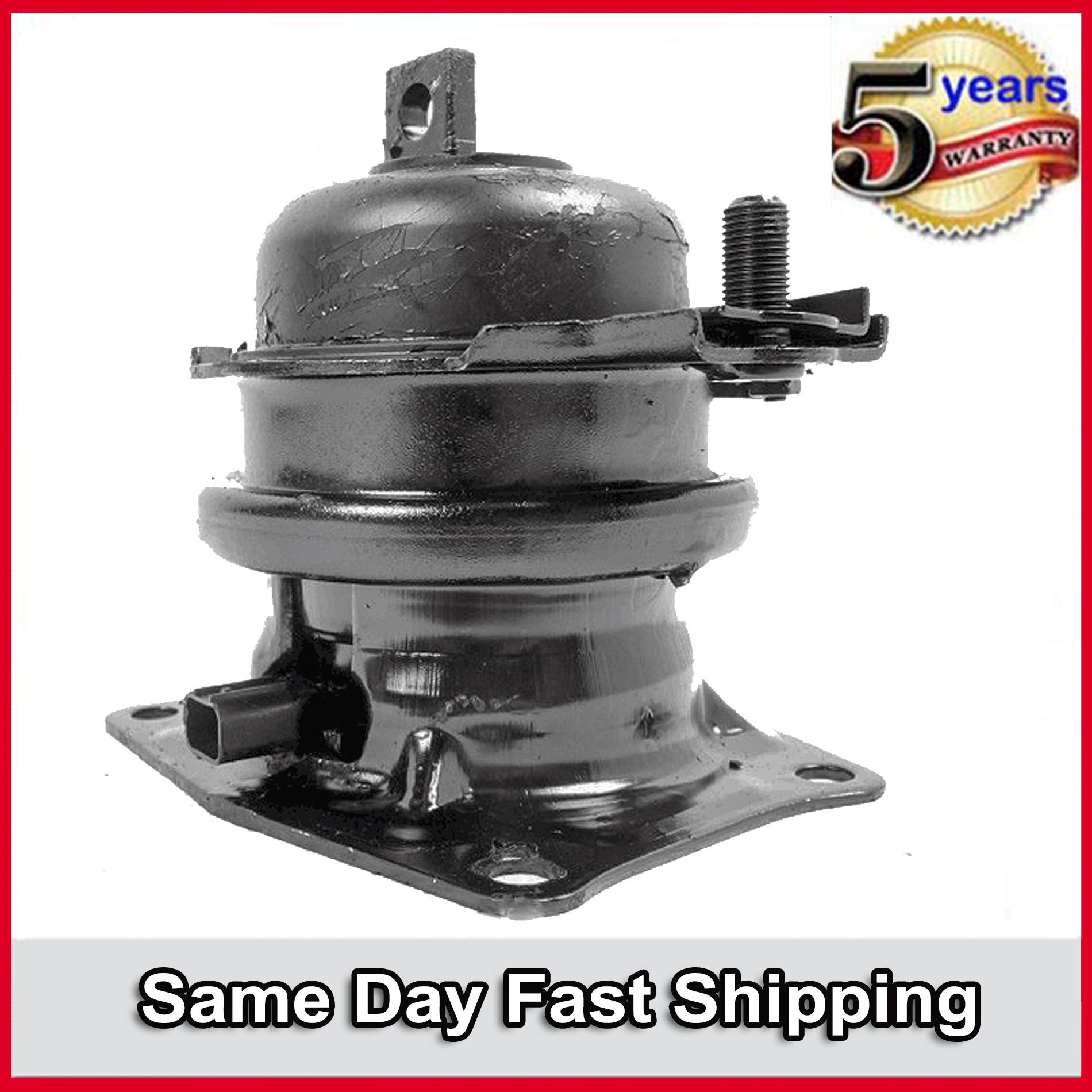 Rear Engine Motor Mount For 05-07 Honda Odyssey Touring 3.5L with Sensor A4583