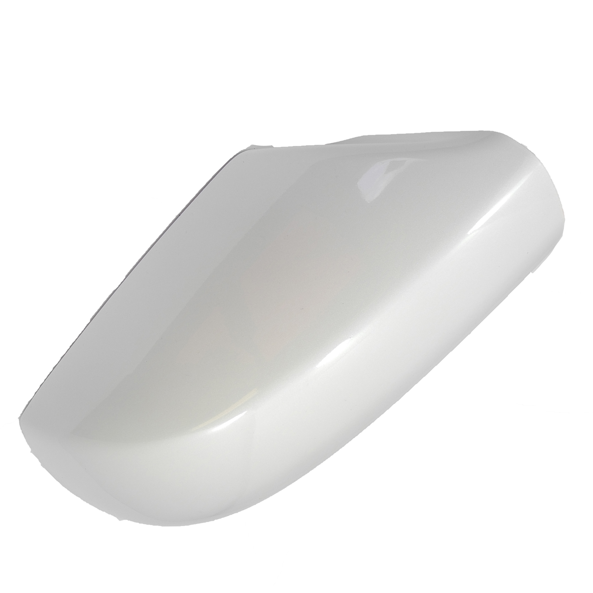 Cover B750 For 07-2012 Nissan Altima 2.5L White QX3 Right Passenger Mirror Cap