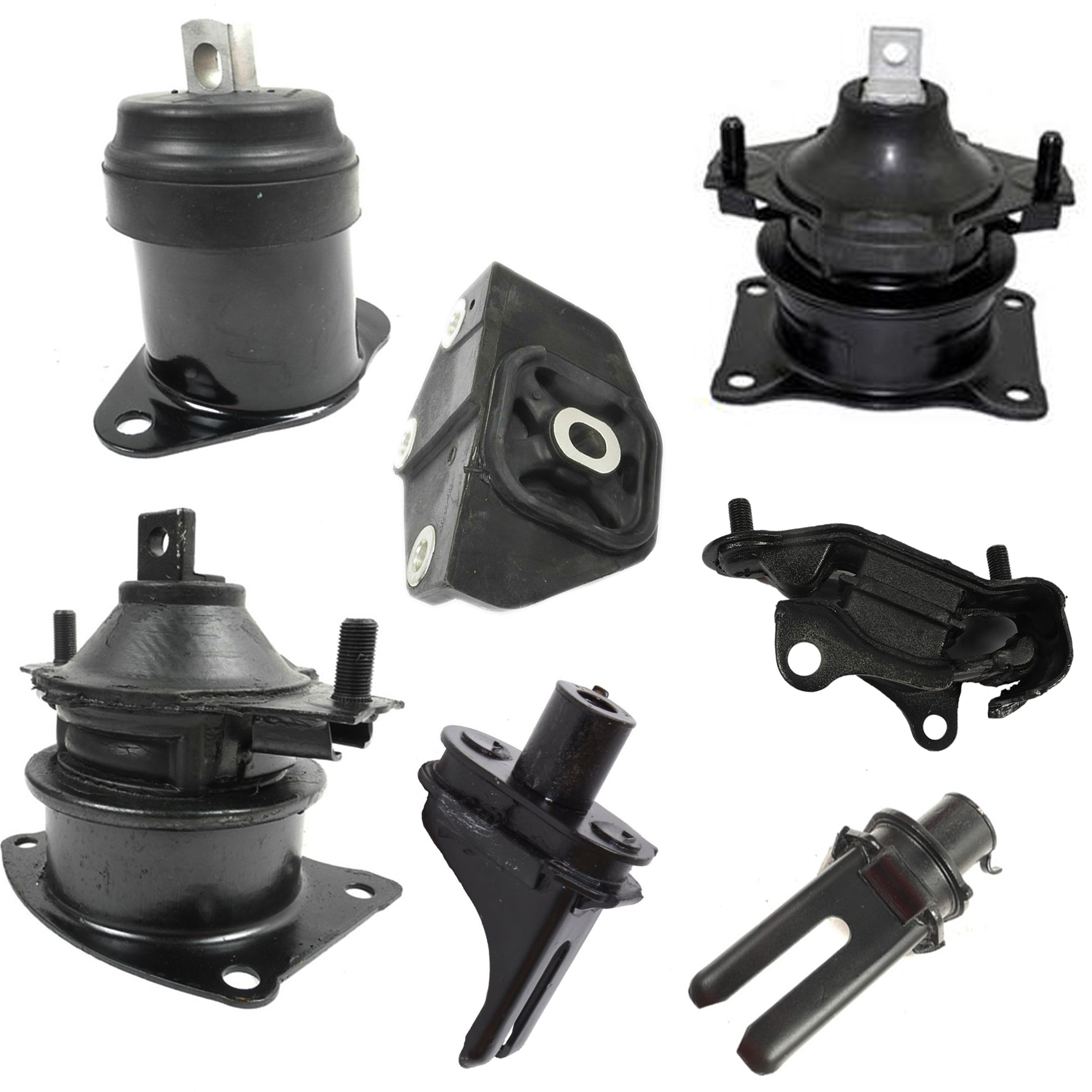 For 2004-2006 Acura TL 3.2L Engine Motor & Trans Mount Set