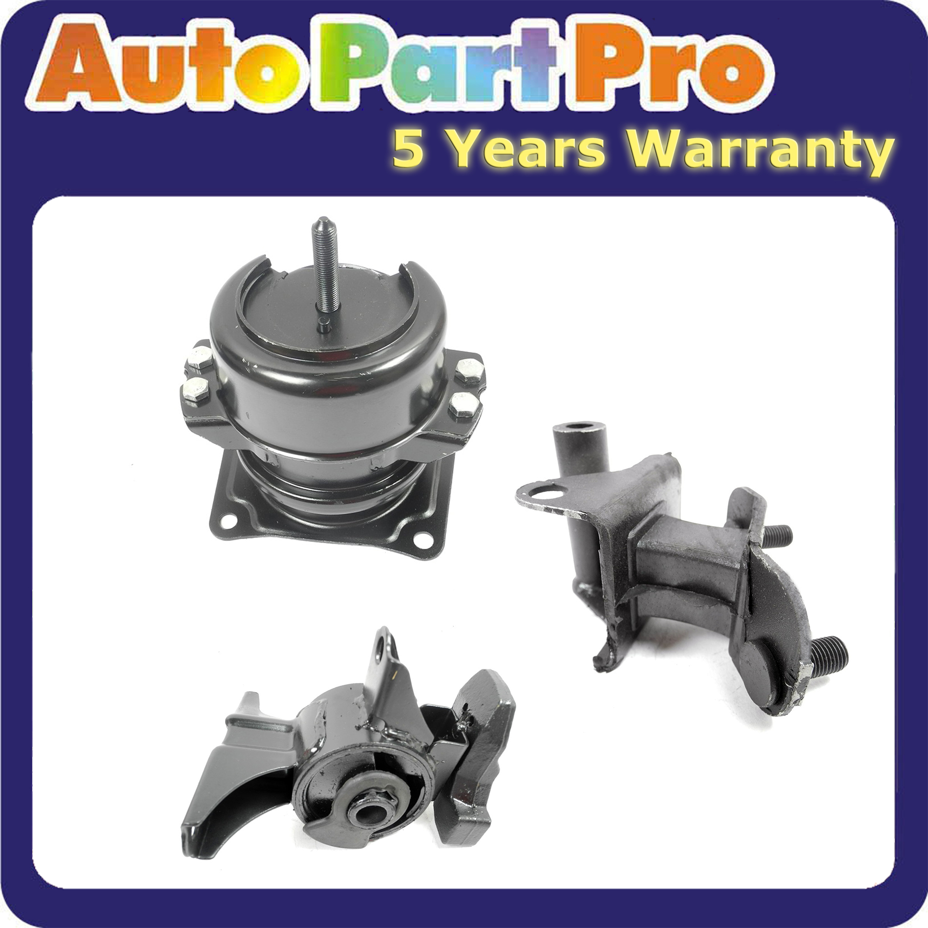 For Acura MDX Base 3.5L 03-06 Engine Motor & Trans Mount