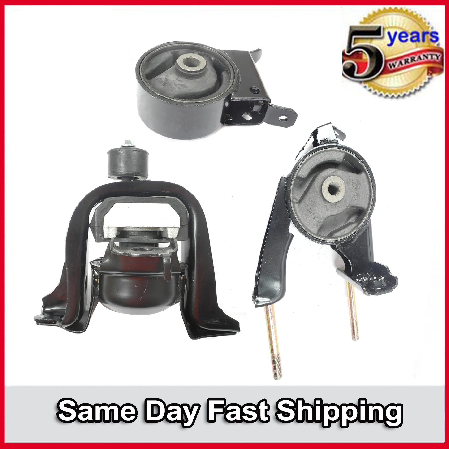M348 7260 7228 7288 Trans Engine Motor Mount For 00-05 Toyota Echo MT Mounts