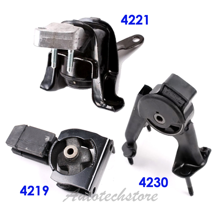 03 Toyota Corolla Engine: Engine Motor Mount For 03-08 Toyota Corolla 1.8L For