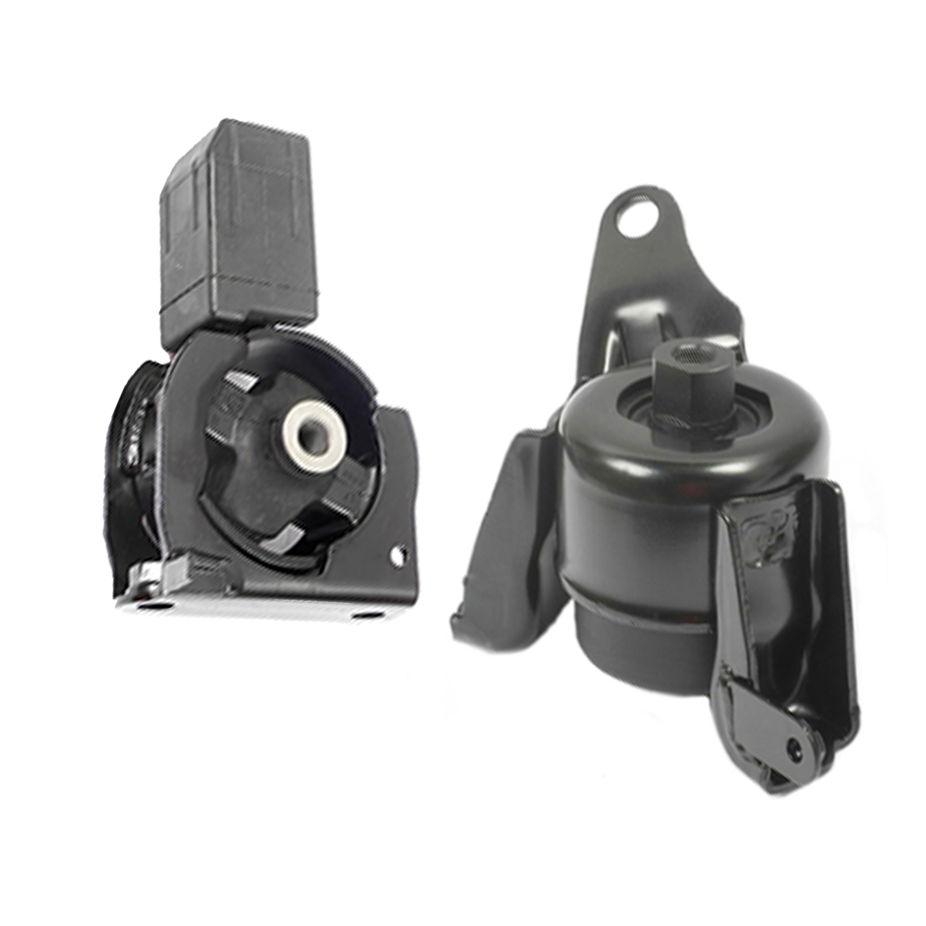 2005-2010 For Scion tC 2.4L Engine Motor Mount Set 2PCS 62033 62037HY M944 New