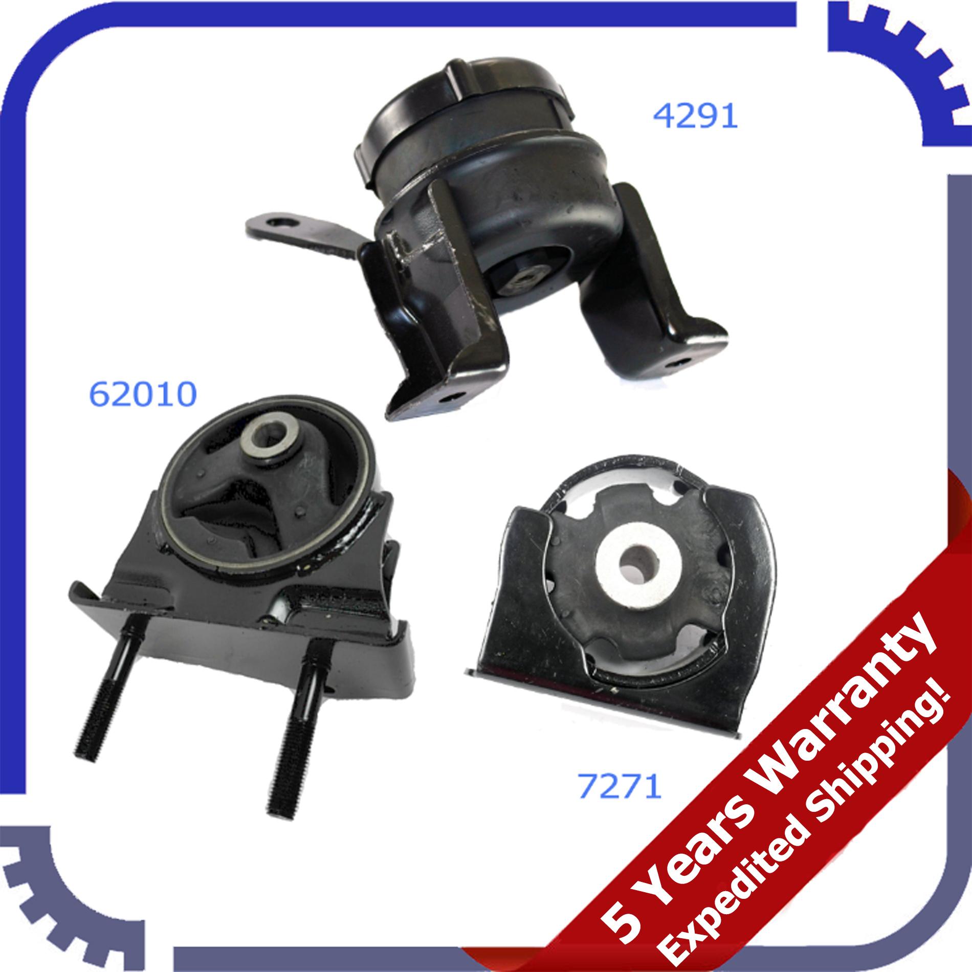 Engine Motor /& Trans Mount Auto For 04-05 Toyota RAV4 2.4L 4265 4291 7271 62010