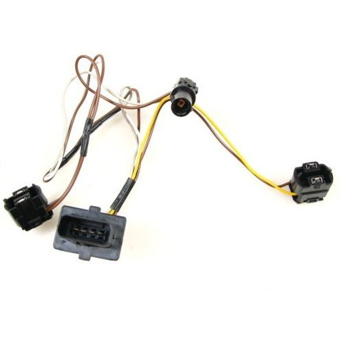 99 02 for mercedes benz e320 e430 w210 headlight wire for Mercedes benz wiring harness