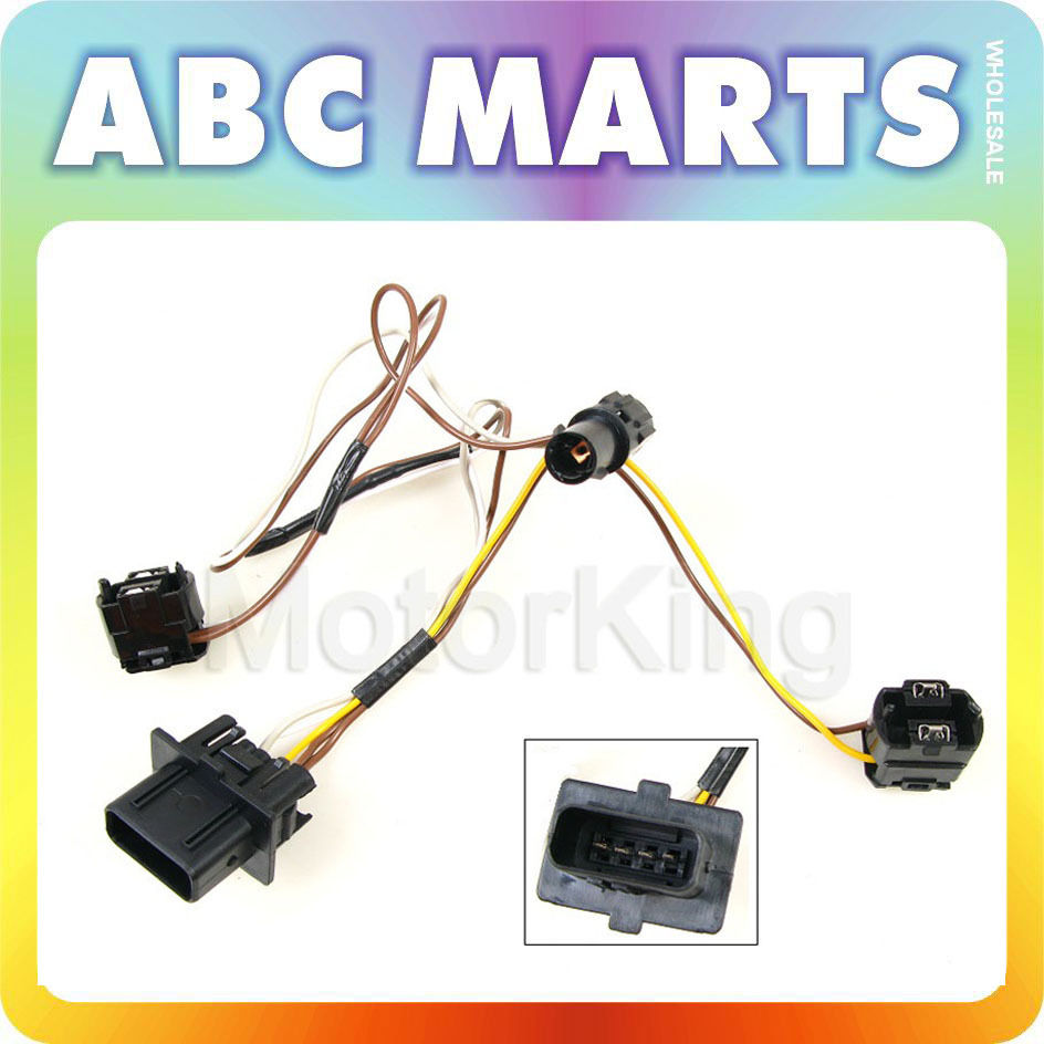 seab abb3603_628__1 96 00 mercedes benz e320 headlight wire wiring harness connector  at fashall.co