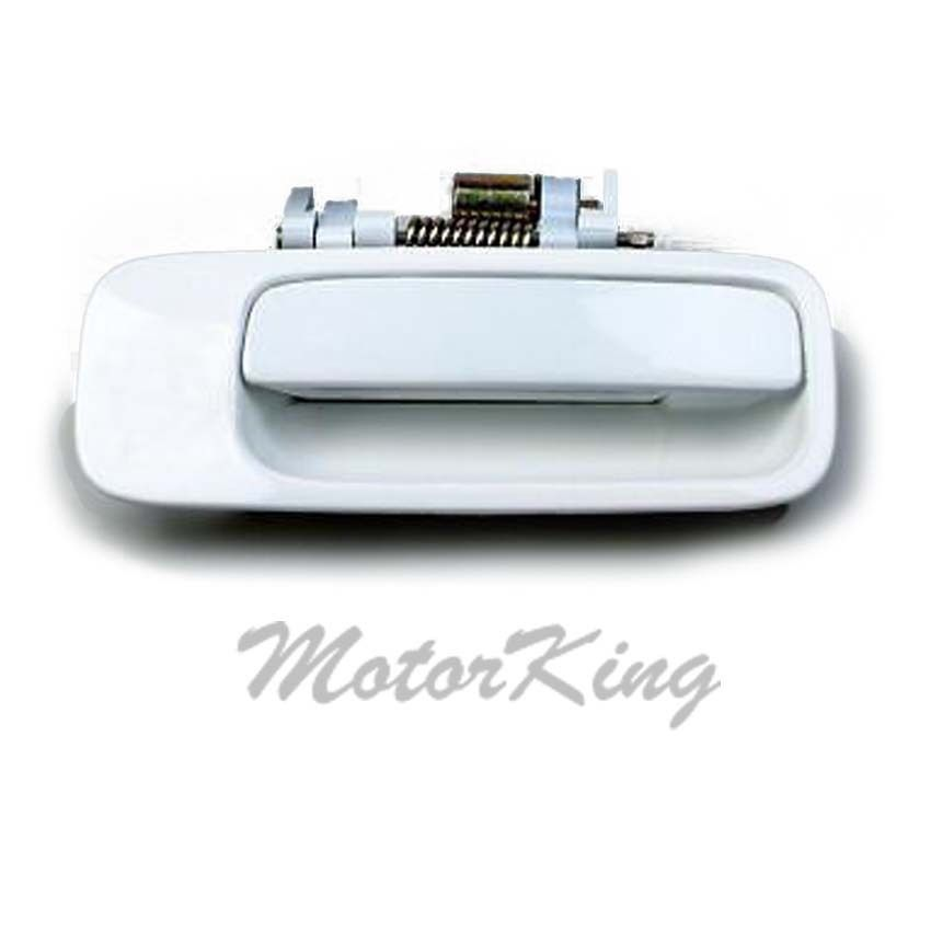 For Toyota Camry 1997-2001 White 040 Exterior Outside Door Handle Rear Right