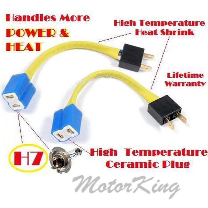 For Volvo C70 S40 S60 S70 S80 V40 V70 Xc70 Headlight Wire