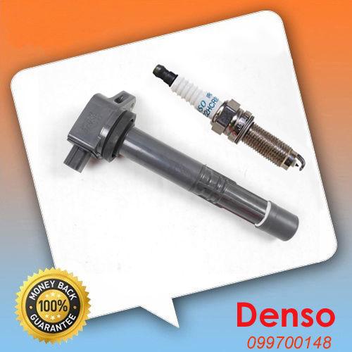 DENSO Ignition Coil B2907M & Spark Plug For 08-09 Honda