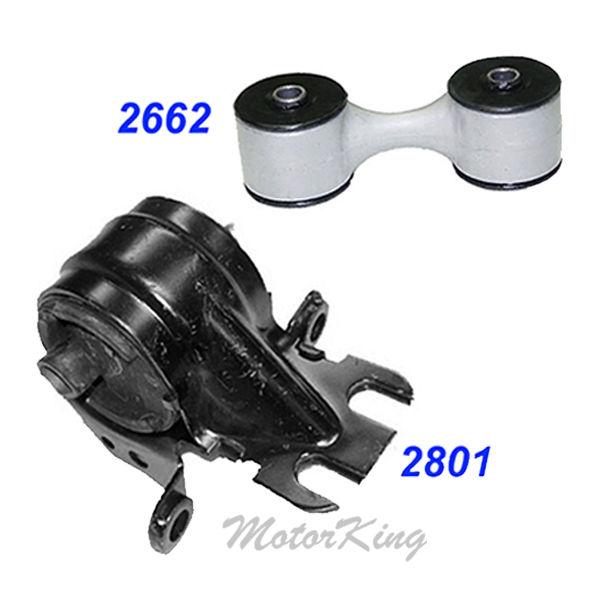 Engine Motor /& Trans Mount Set 4PCS for 1994-1999 Buick LeSabre 3.8L