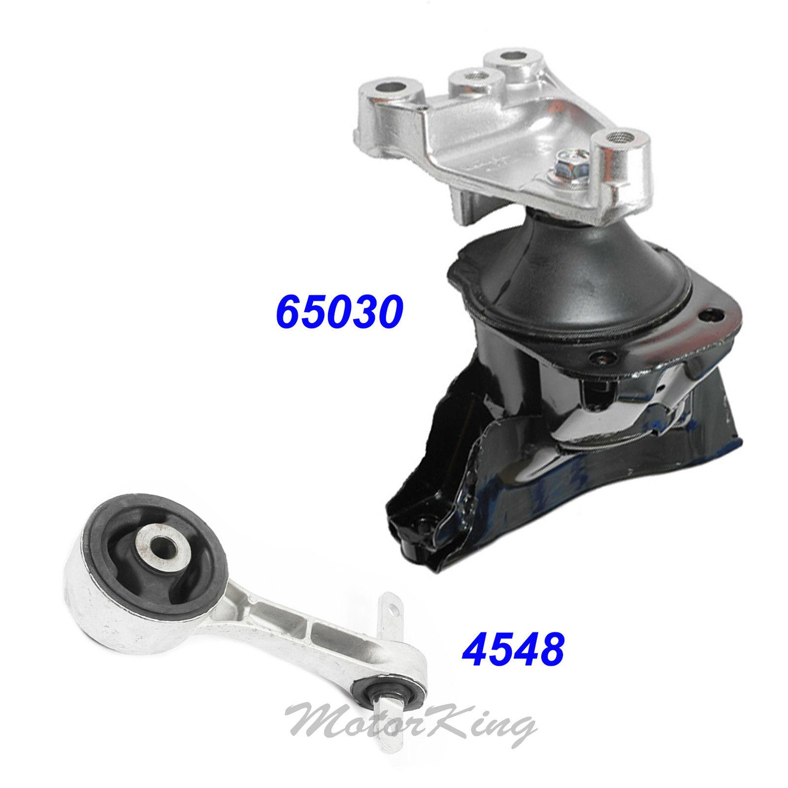 Engine Mount Front Westar EM-9280 fits 06-11 Honda Civic 1.8L-L4