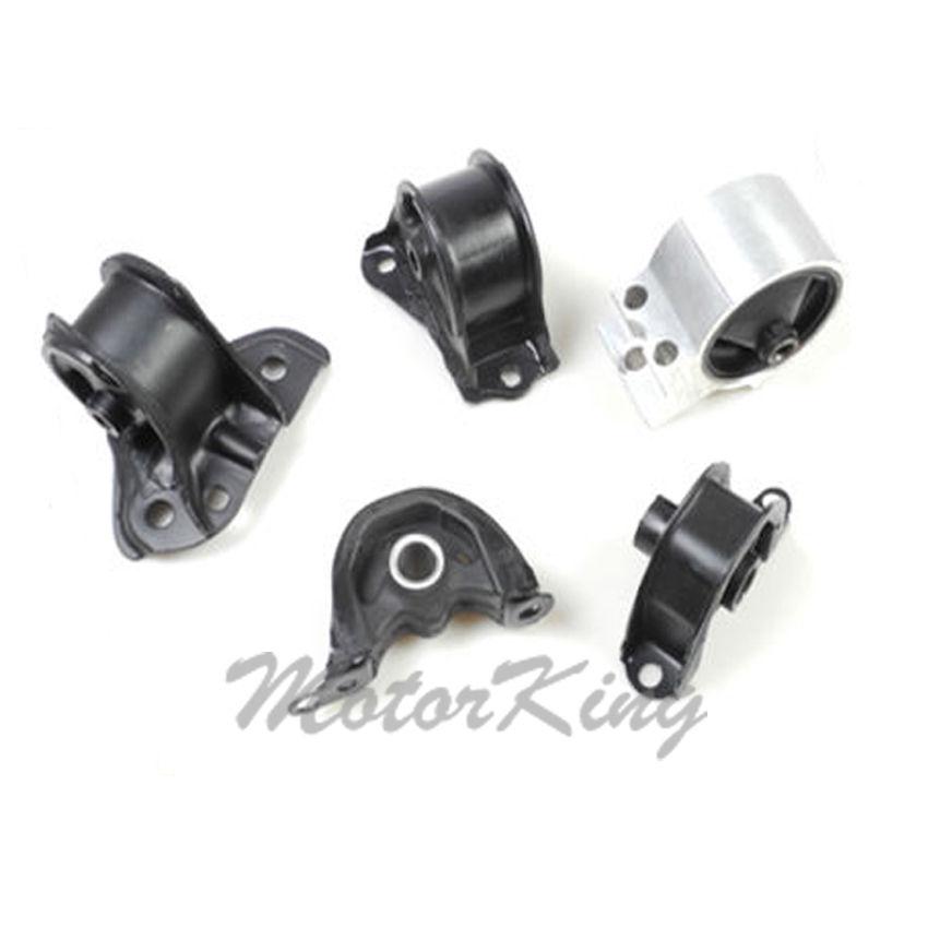 For 92-95 Honda Civic MT Trans Engine Motor Mount 6524 6571 6520 6502 6506 M297