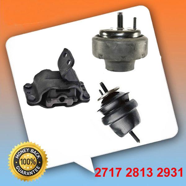 For 99-03 Ford Windstar 3.8L V6 2717 2813 2931 M972 Engine /& Trans Motor Mount