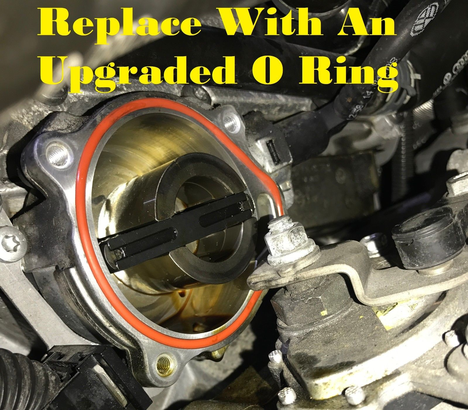For Motorking Vw 2 5l Vacuum Pump Rebuild Seal Kit