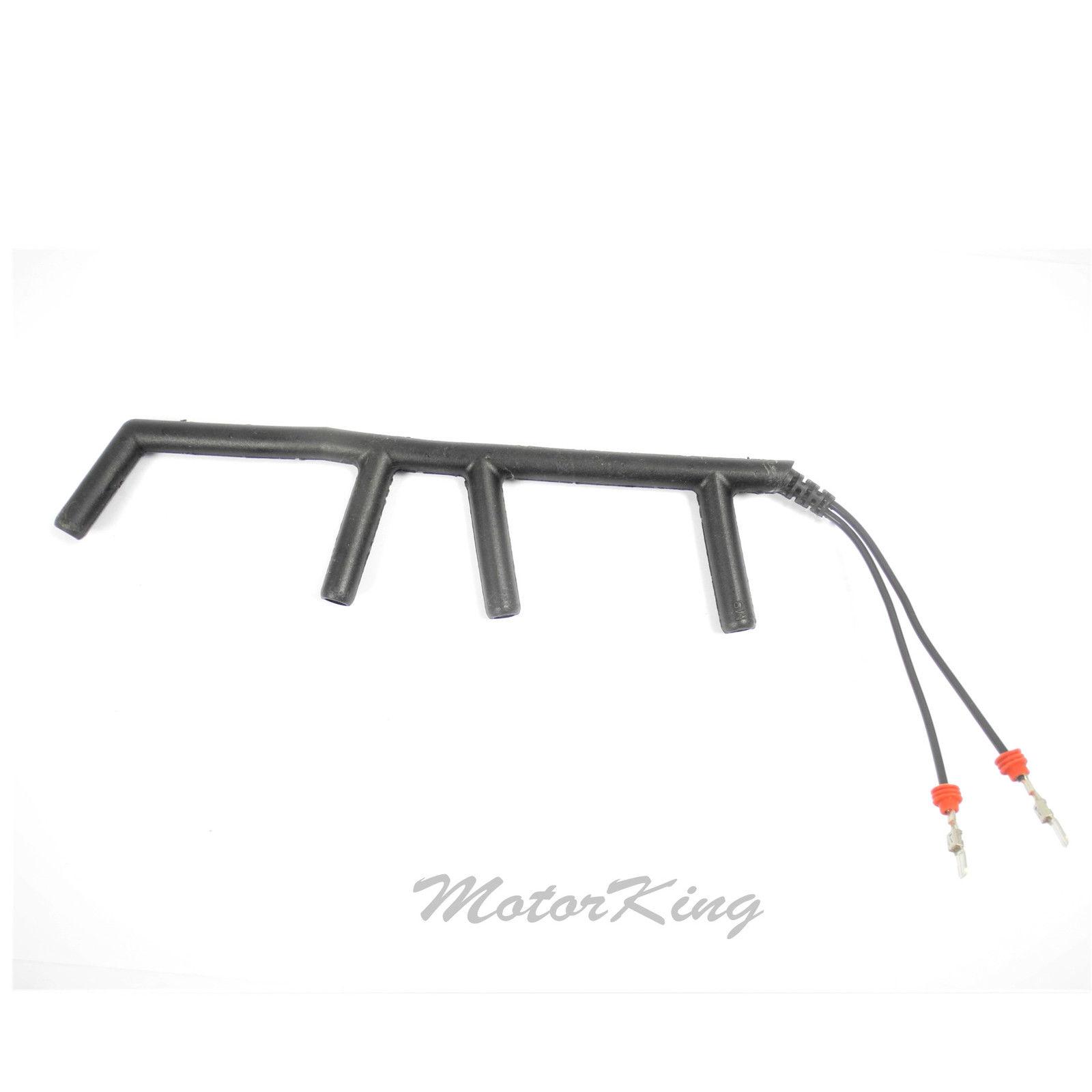 for vw beetle golf jetta passat 1 9 2 wire glow plug wiring harness 028971766