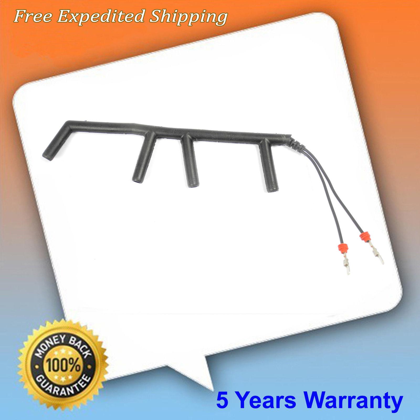 For Vw Beetle Golf Jetta Passat 19 2 Wire Glow Plug Wiring Harness Bug Installation 028971766