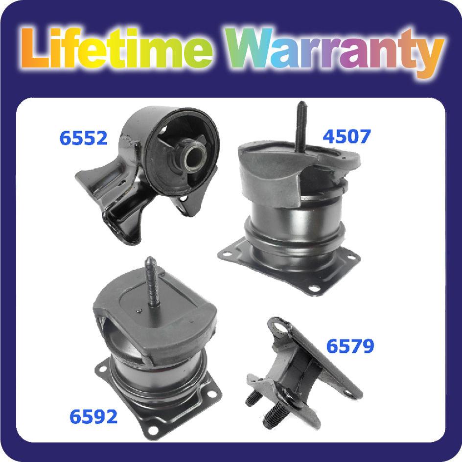 M065 6592 4507 6552 6579 Engine Motor Mount For 6579 98-02 Honda Accord 3.0L