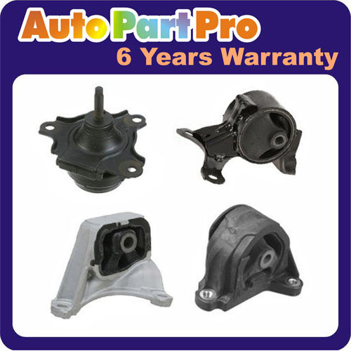 M238 Motor & Trans Mount Manual For 02-06 Acura RSX Type-S