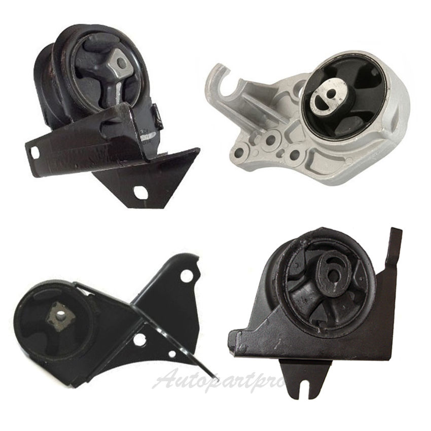New For 96-00 Dodge Caravan Engine Motor Mount 2959 2960 2984 5233 M833