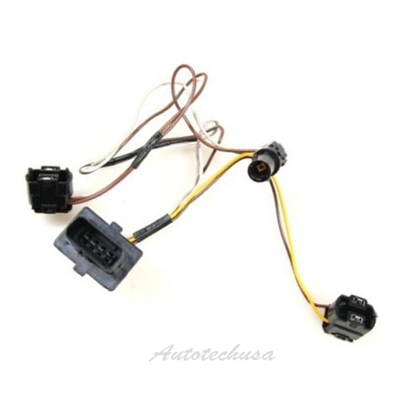 B360LS For Mercedes E300 E320 E420 Headlight Wire Harness Light Socket Connector