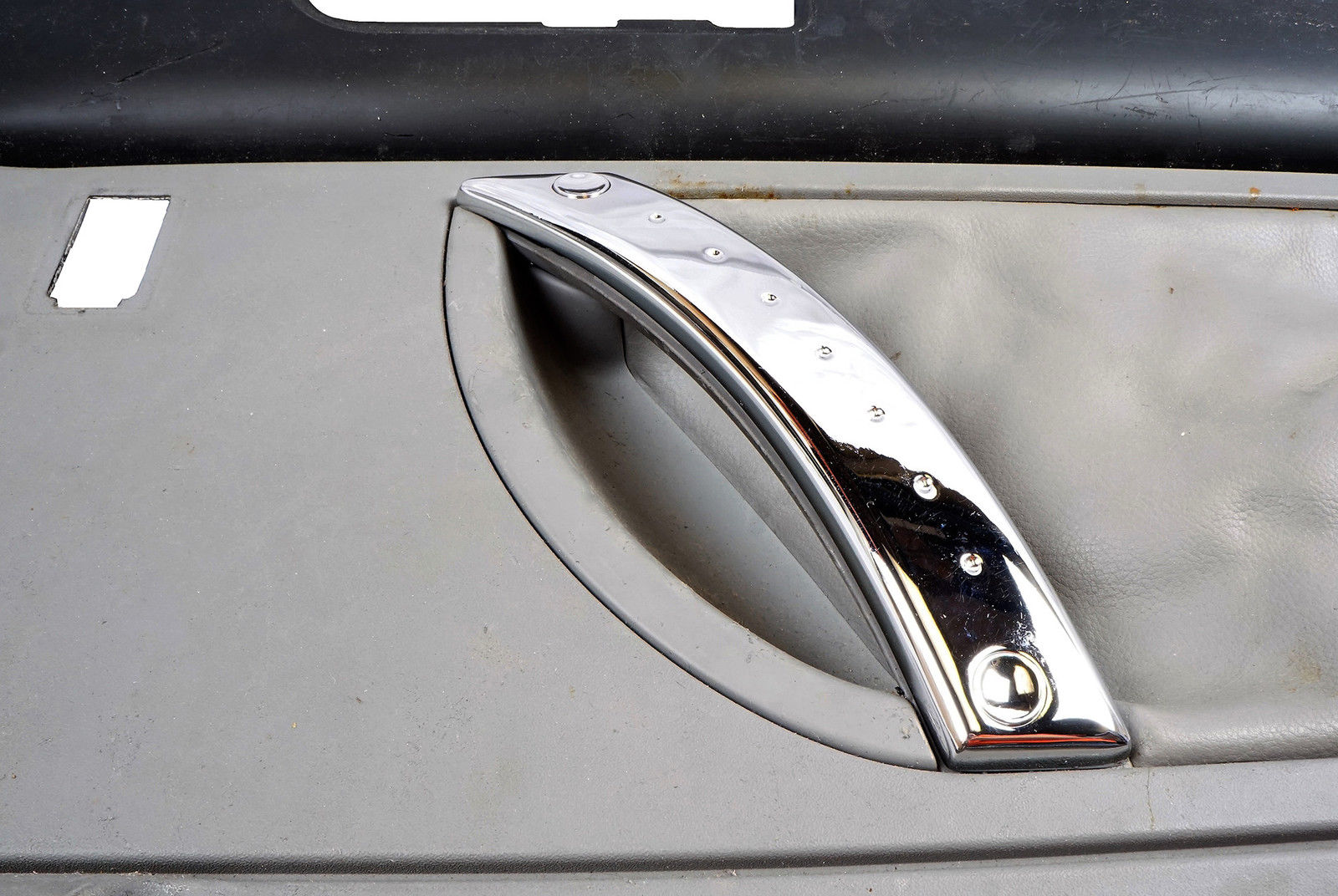 Metal Reinforced 98 10 Vw Beetle Door Panel Door Handle Repair Kit Chrome Pair Ebay