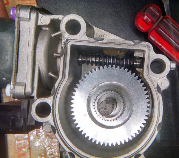 G019 27107566296 Transfer Case Motor Gear Repair Kit For