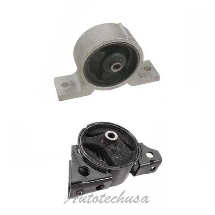 Engine Motor Mount Set 2PCS for 2000-2006 Nissan Sentra 1.8L