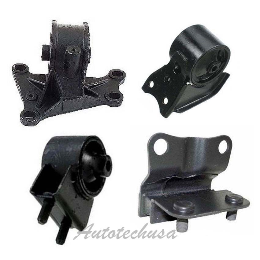 Motor Mounts /& Automatic Transmission Mounts 5PCS Set for 2000 Mazda 626 2.0L