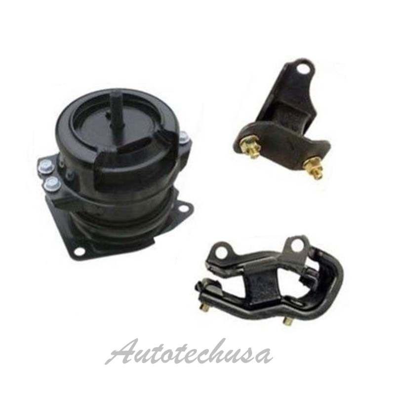Engine Motor Transmission Mount Set 5 Piece Kit for Honda Odyssey 3.5L 1999-2004