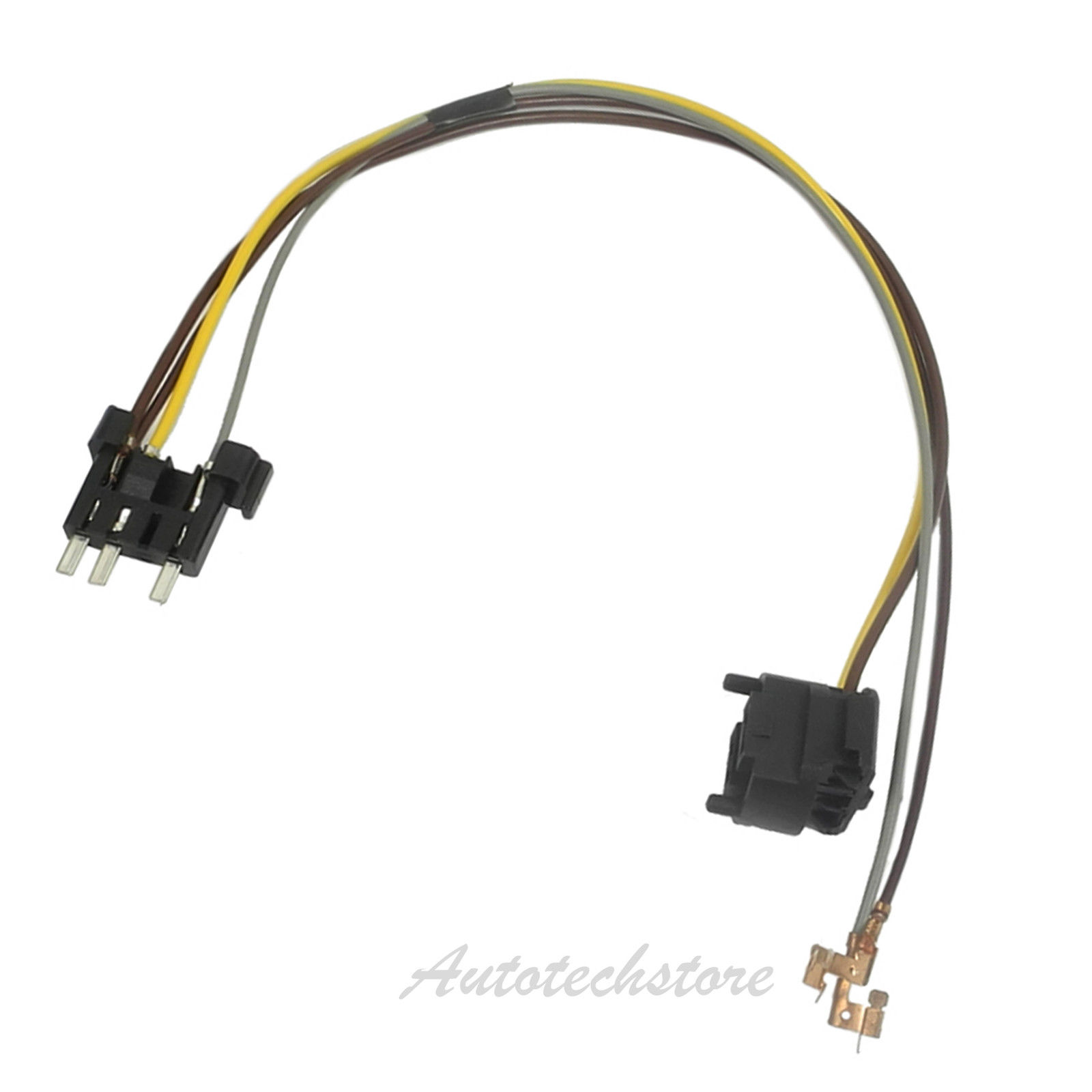 Details about Right Headlight Wiring Harness Repair For W211 E280 E300 on bucket truck harness, heavy duty headlight harness, headlight bracket, headlight relay harness, headlight connectors,